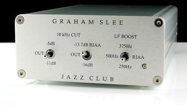Graham Slee - Jazz Club 78/RIAA Equalizer - PSU1