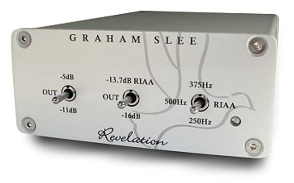 Graham Slee - Revelation Line Phono Pre-Amp Green PSU
