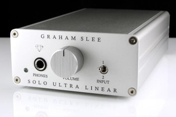 Graham Slee - Solo Ultra-Linear Headphone Amplifier PSU1