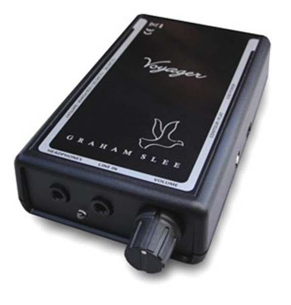 Graham Slee - Voyager Battery Portable Headphone Amplifier