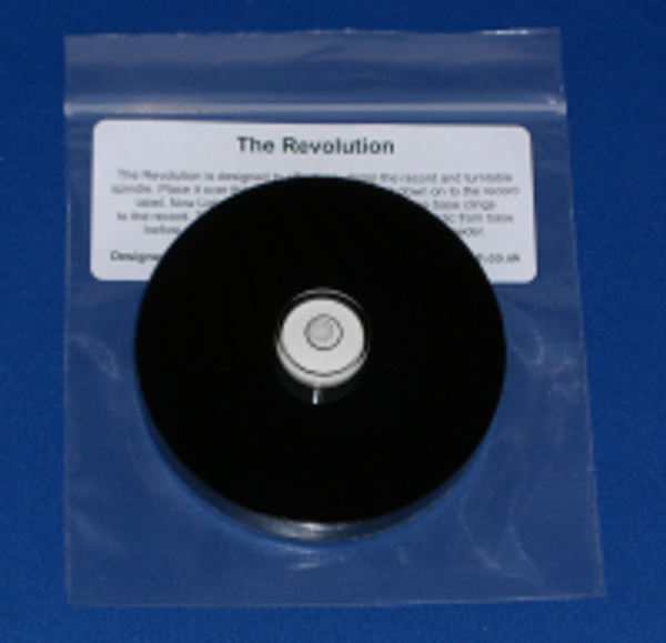 "SRM Tech ""The Revolution"" Soft Clamp"