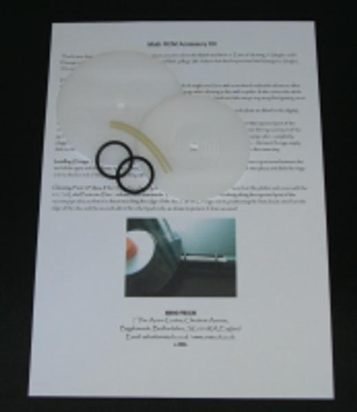 SRM Tech Accessory Kit for Moth RCM2/RCM Pro
