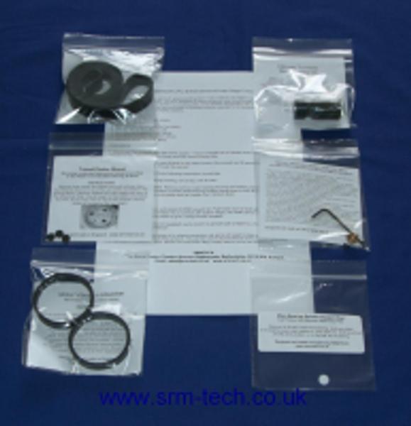 SRM Tech Linn LP12 Enhancement Kit with Stage 2 Mods