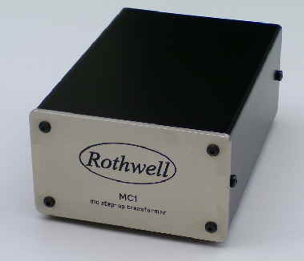 Rothwell MC1 Moving Coil Step Up Transformer