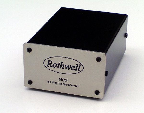 Rothwell MCX Moving Coil Step Up Transformer