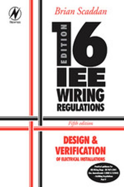 IEC Wiring Regulations 16th edition
