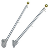 Patio Outrigger Wall Mount Flagpole Kit