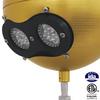 Heavy Duty External Halyard Beacon Flagpole Lights