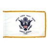 Indoor Display Coast Guard Flag