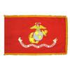 Indoor Display Marine Corps Flag