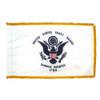 Indoor Display Coast Guard Flag
