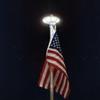 Solar Disc Flagpole Top Light JY8-889