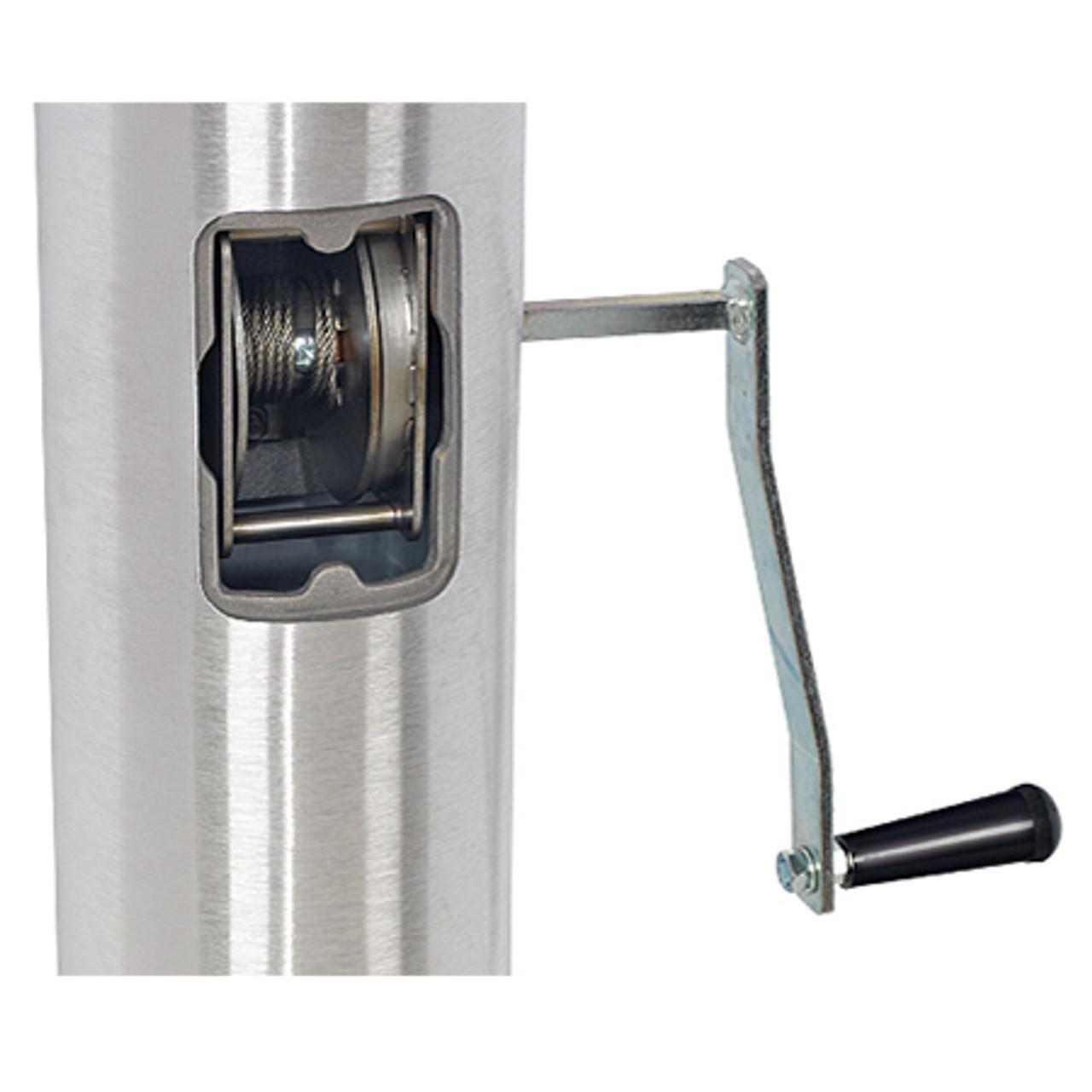 Flagpole Winch Crank Handle WCH-0401