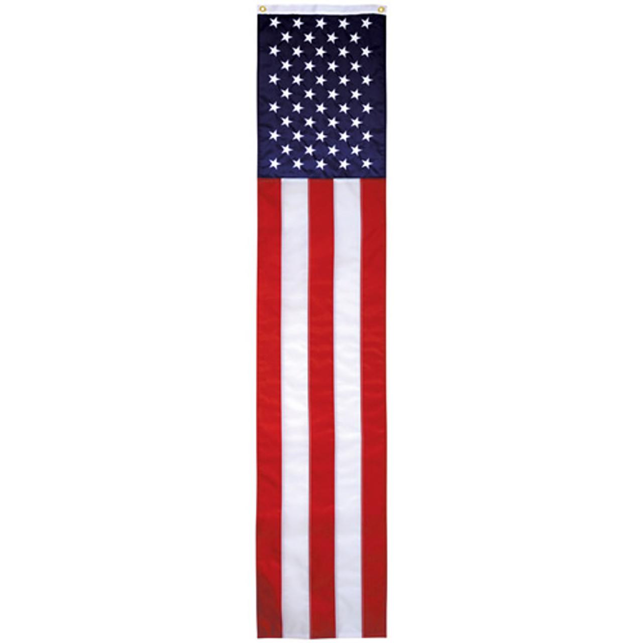 Nylon American Flag Pull Downs
