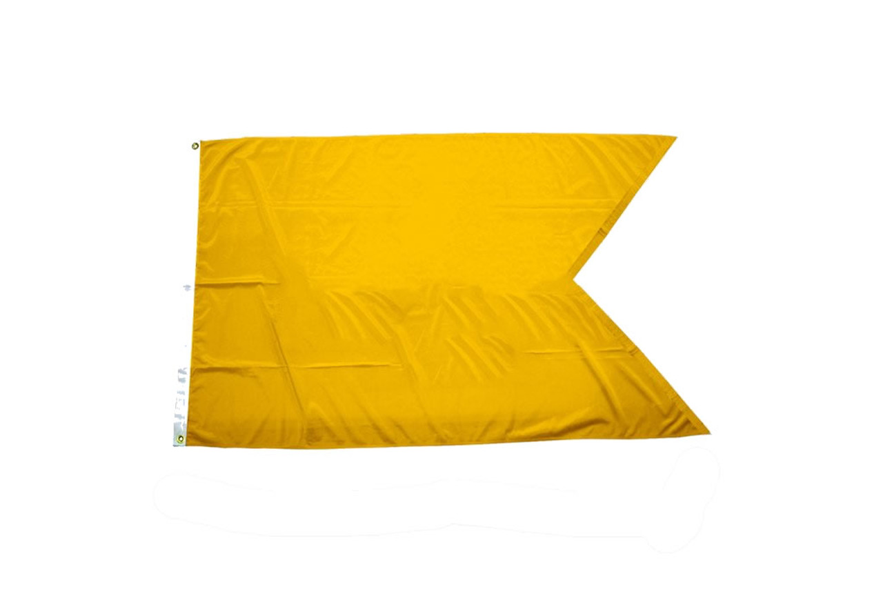 Solid Color Guidon Flags