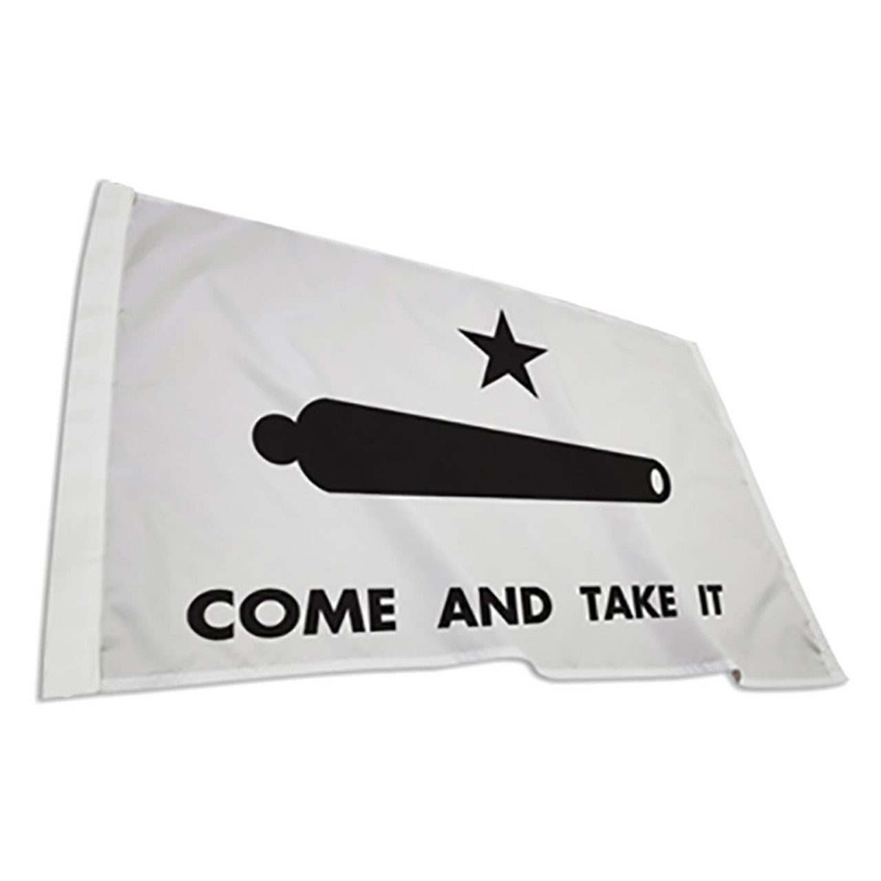 Gonzales Banner of 1835 Flags - Come and take it flag