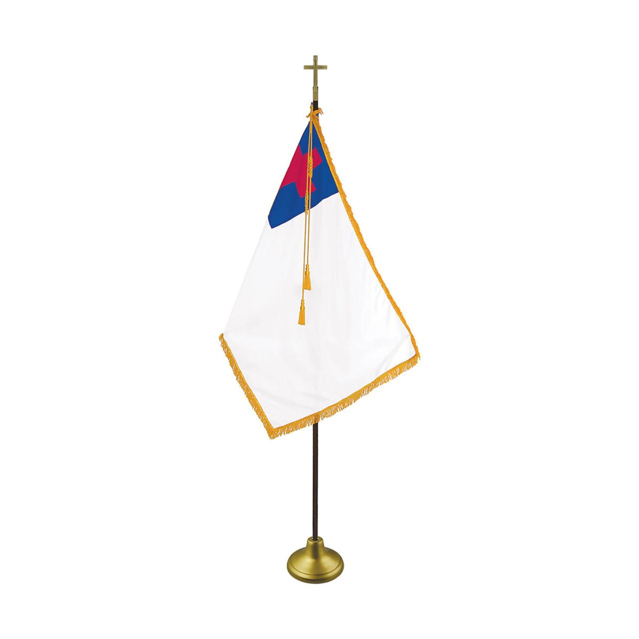 Christian Indoor Flag Sets