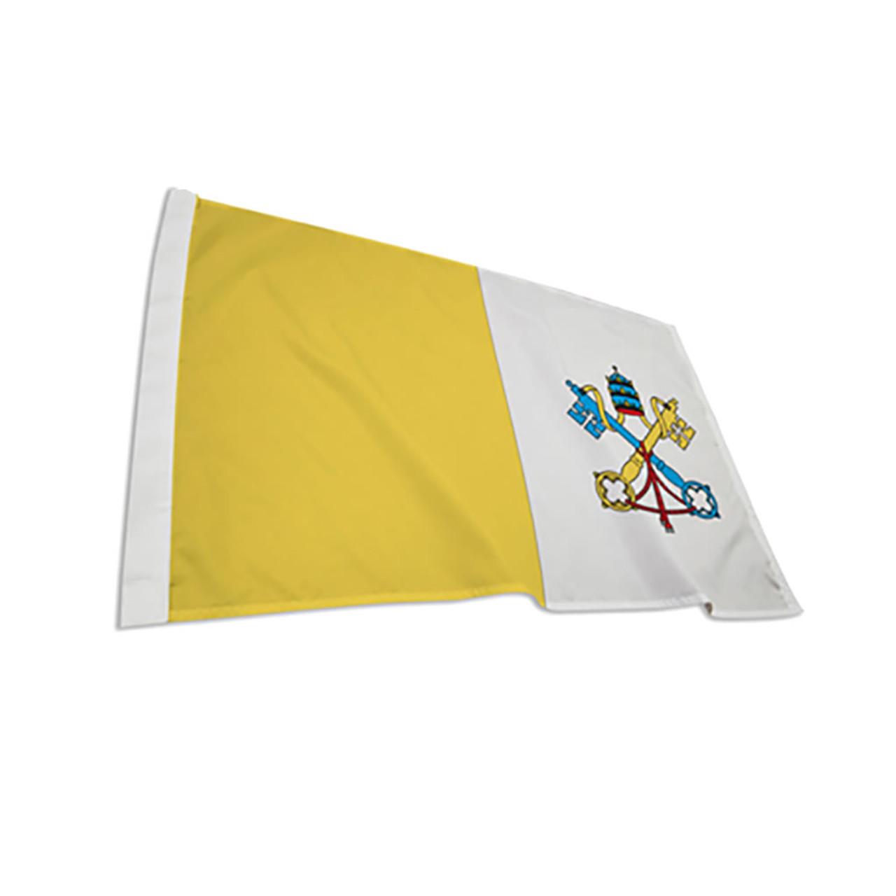 Nylon Papal - Catholic Flags