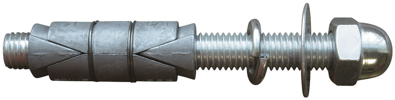 "5/8"" x 6"" Expansion Shield Mounting Bolts"