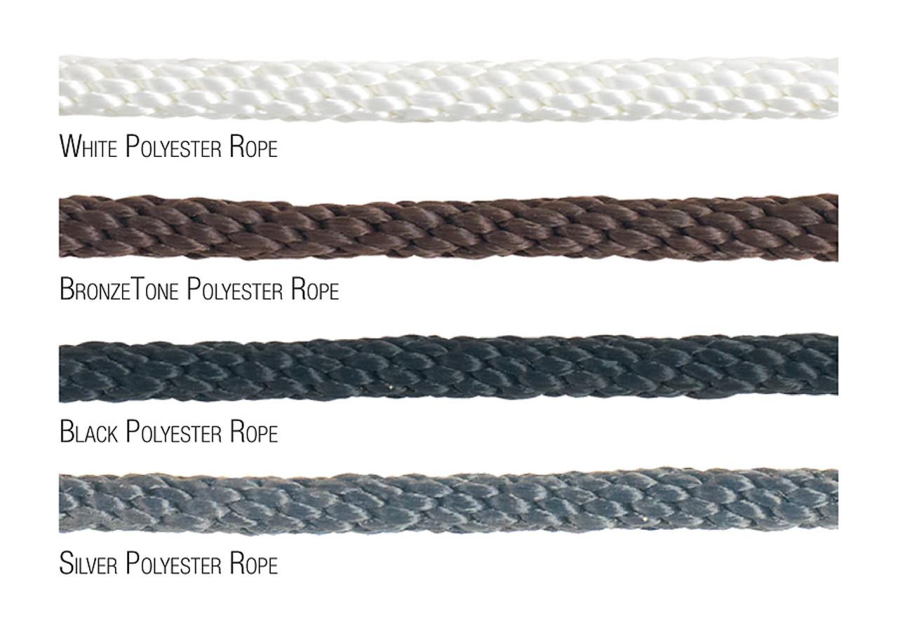 Solid Braid Polyester Halyard