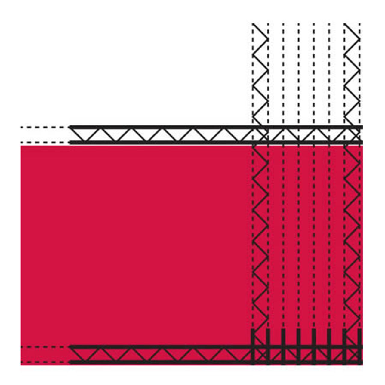 30' x 60' Nylon Texas Flag