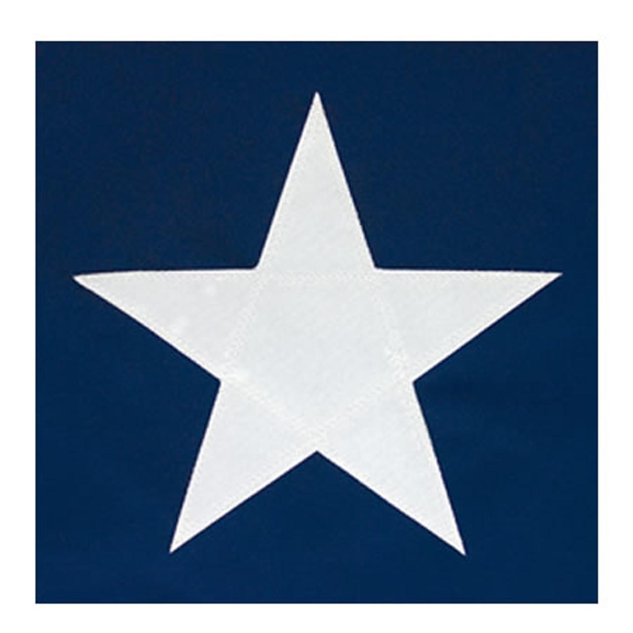 30' x 50' Polyester Texas Flag