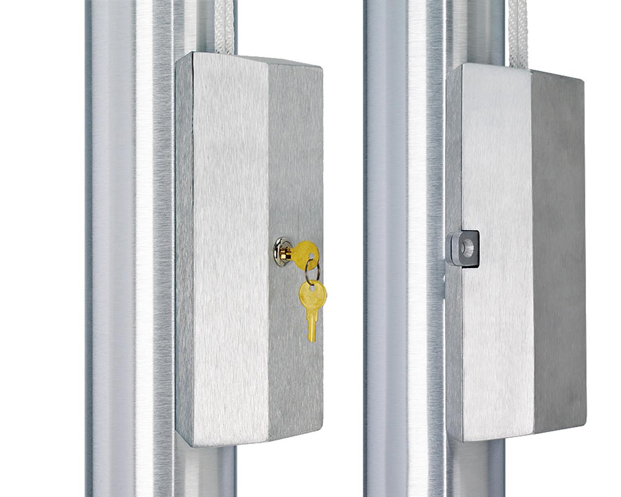 Flag Pole Lock Boxes