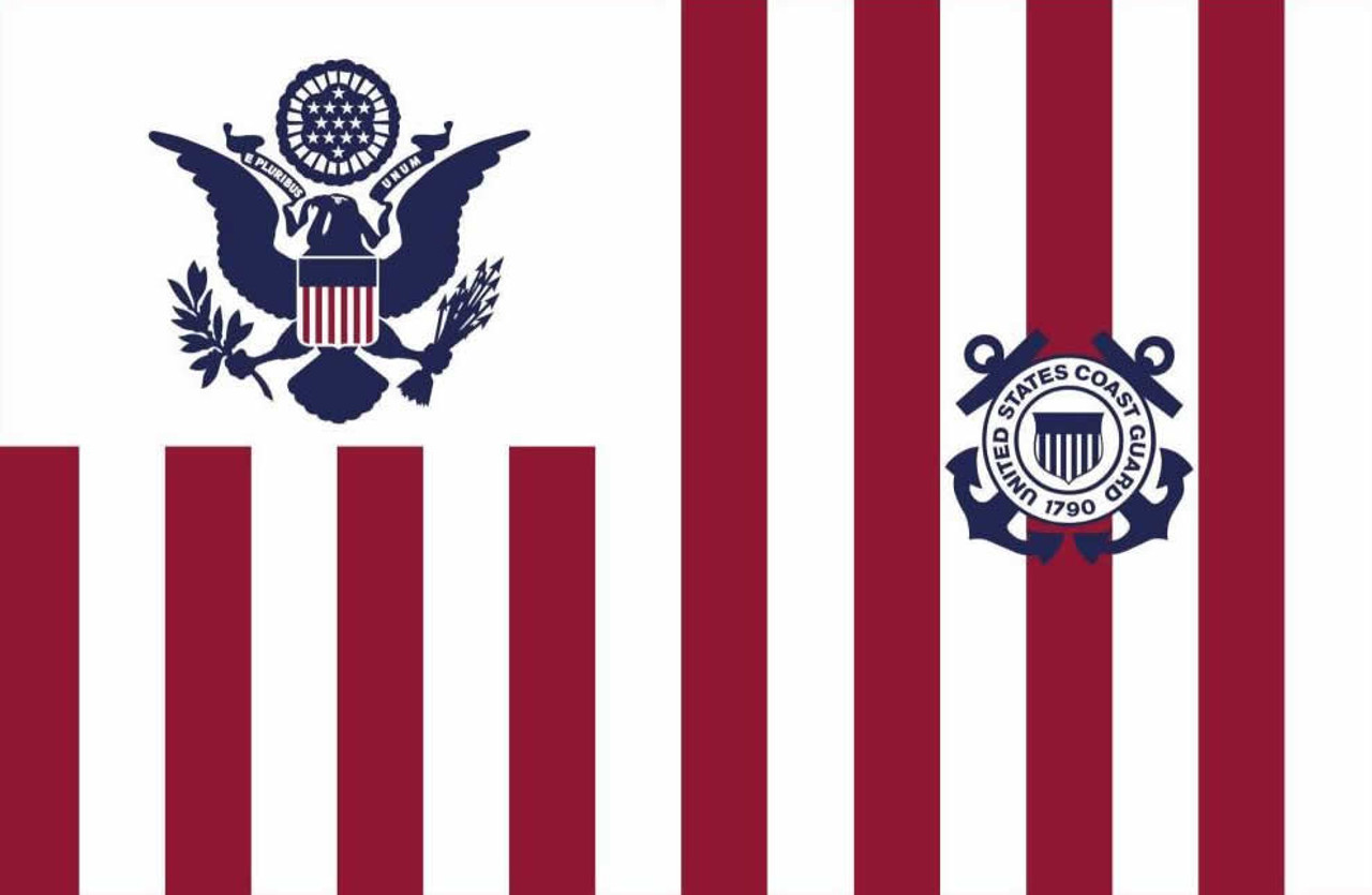 USCG Ensign Flags