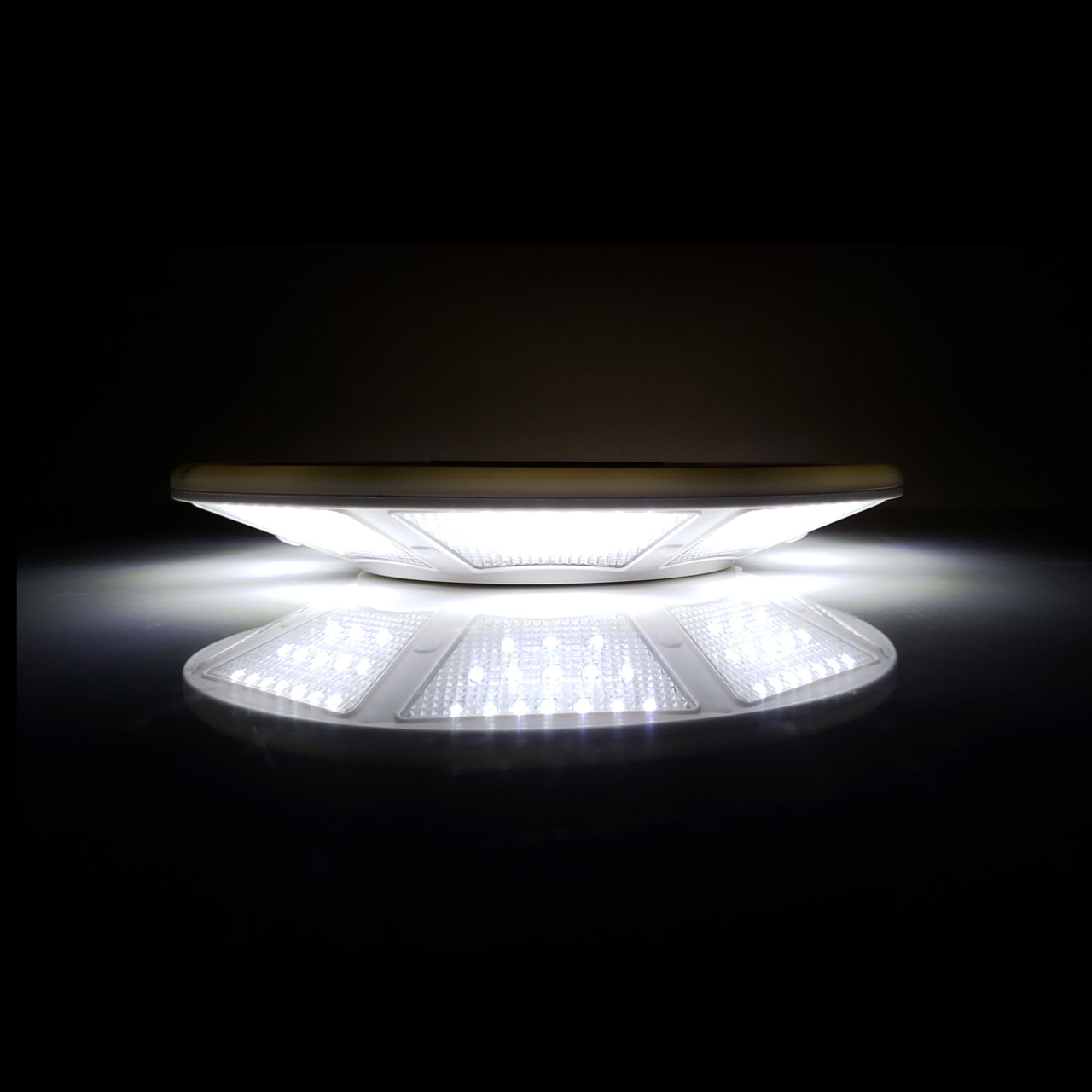 Solar Disc Flagpole Top Light JY8-899