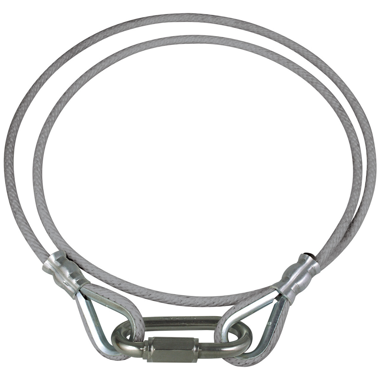 Silver Rope Retainer Ring