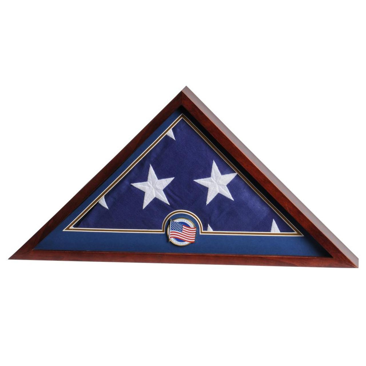 US Flag Display Case 83-28051