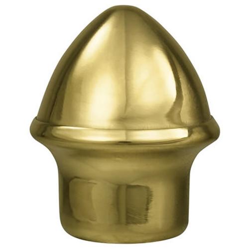 Solid Brass Slip Fit Acorn Ornament