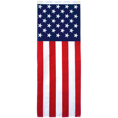"18"" x 48"" American Flag Economy Cotton Pulldowns"