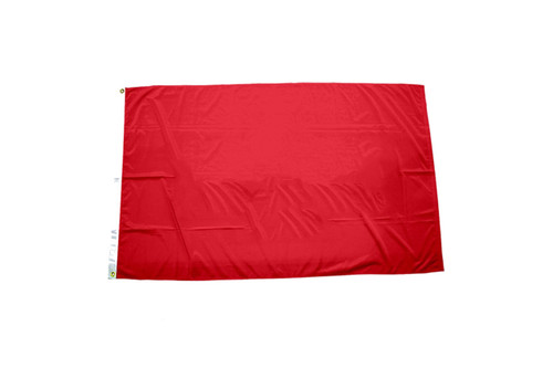 Solid Color Rectangle Flags