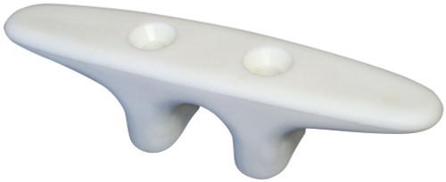 White Cast Nylon Cleat 350021