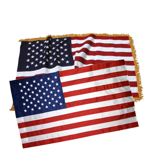 American Indoor Flags - Parade Flags