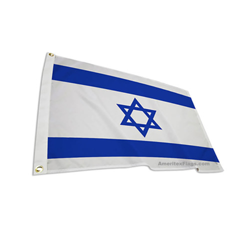 Outdoor Nylon Zion Israel Flags