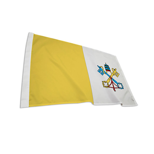 Nylon Papal - Catholic Flags