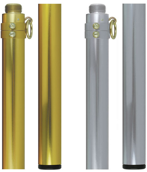 Deluxe Aluminum Marching Poles