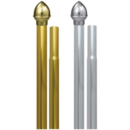Budget Aluminum Indoor and Parade Poles