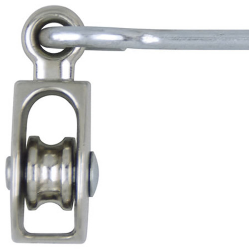 Pulley and Eye Bolt