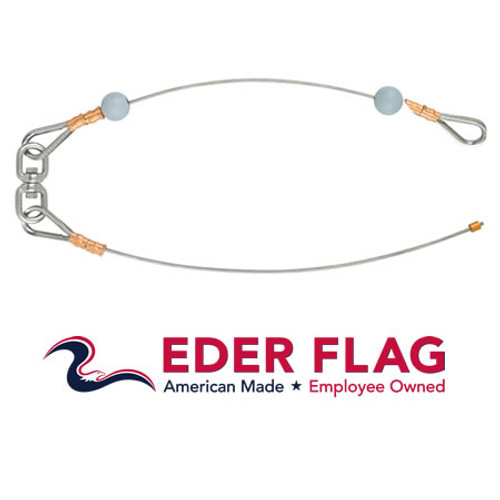 Cable Based Flagpole Cable Assembly
