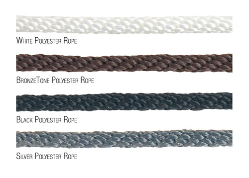 Solid Braid Polyester Halyard