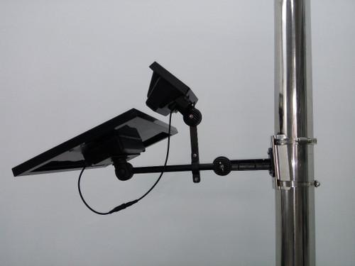 Solar LED Flag Pole Light