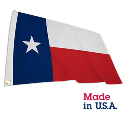 4' x 6' Polyester Texas Flag