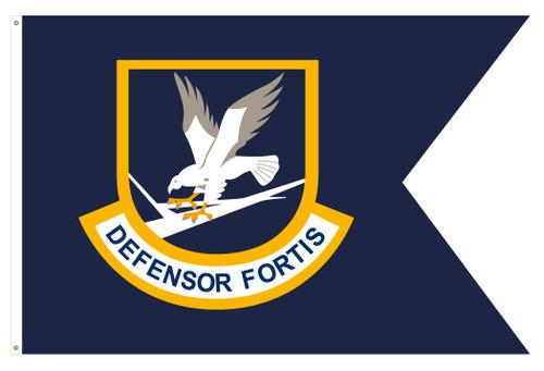 Defensor Fortis Guidon Flag