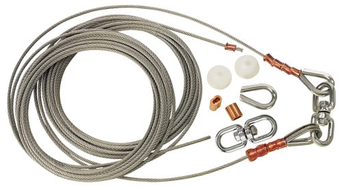 Wire Halyard Cable Assembly