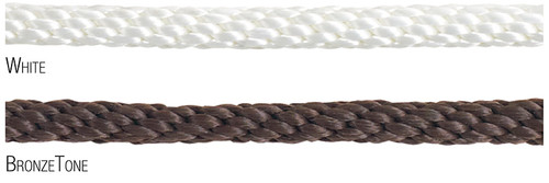 Internal Halyard Cam Cleat Polyester Rope Assembly