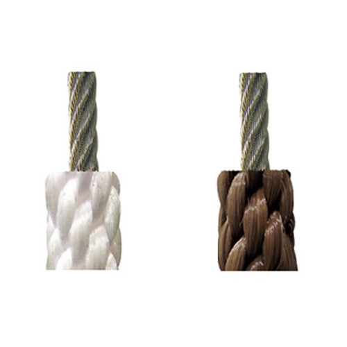 Cam Cleat Polyester Wire Core Rope Assembly
