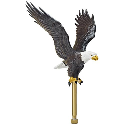 """5"""" Flying Eagle Ornament - Natural Color EAG-0450-NAT"""